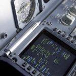 Aviation radio frequency
